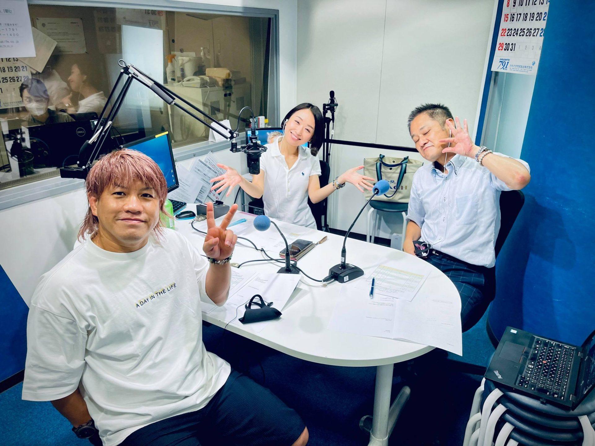 大森ラジオ 8月の第2週目は!