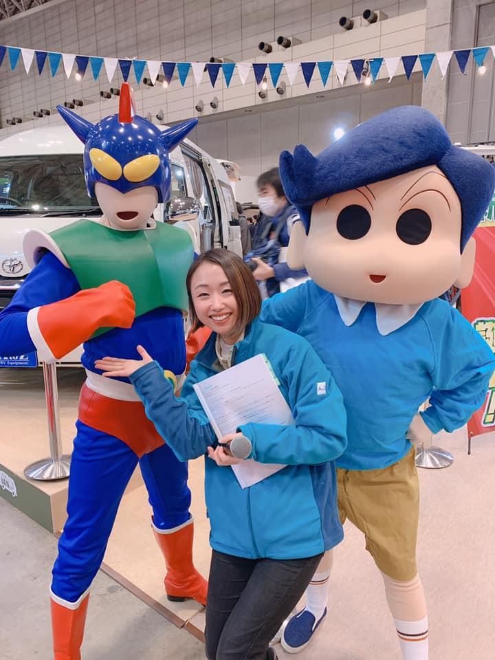 【キャンピングカーショー2日目!】